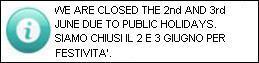 Public Holiday closure