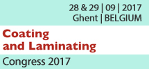 Textile Coating and Lamination Congress 2017 – Ghent (BE)