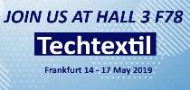 Techtextil 14-17 May 2019